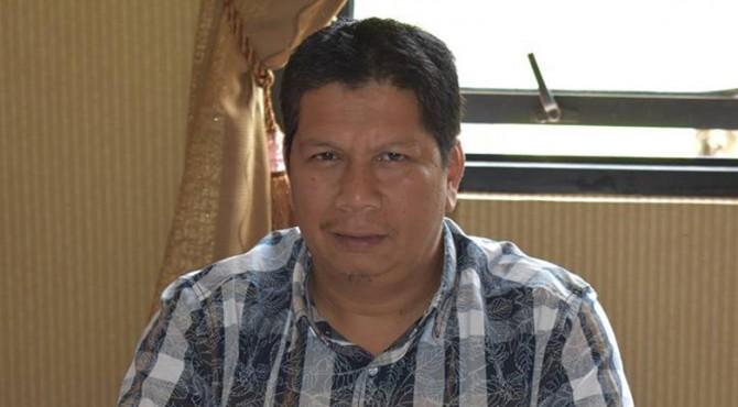 Ketua Komisioner KPU Payakumbuh, Haidi Mursal.