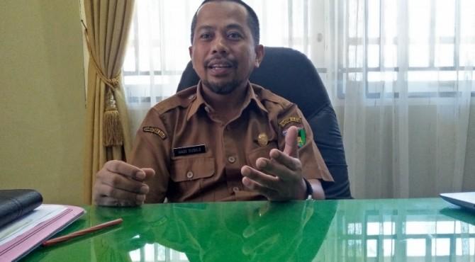Kepala Dinas Pariwisata, Pemuda Olahraga Pesisir Selatan, Hadi Susilo