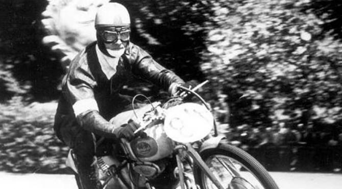 Leslie Graham, Pembalap Pertama yang Jadi Juara Dunia MotoGP.