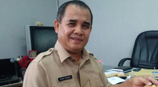 Kepala Dinas Kominfo Kota Payakumbuh, Jhon Kenedi.
