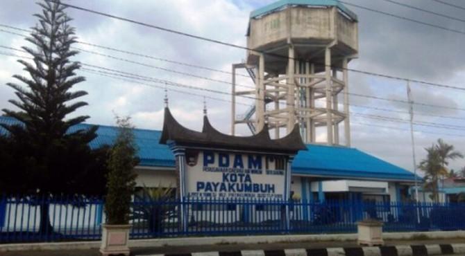 PDAM Kota Payakumbuh.