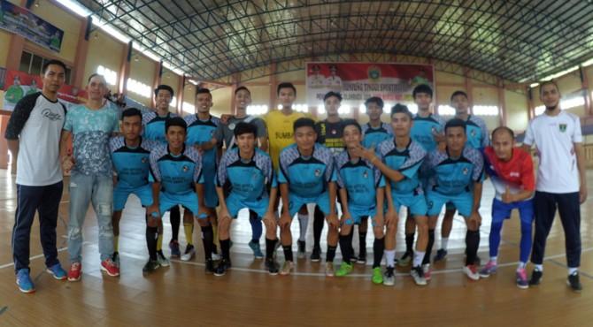 Salah satu tim peserta Kejurnas FFI Championship 2017