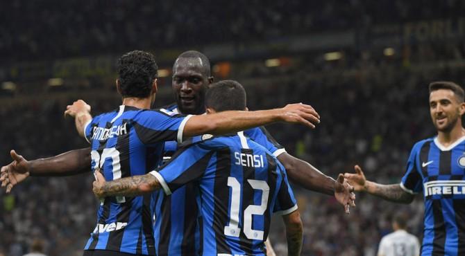 Intermilan menang 4-0 atas Lecce