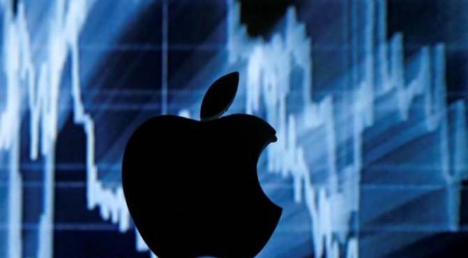 Saham Apple Anjlok, Terburuk Sejak 2013