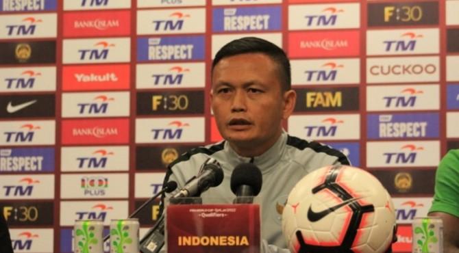 Pelatih Indonesia Yeyen Tumena