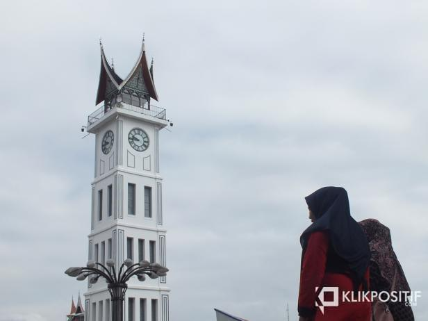 Ilustrasi Kota Bukittinggi