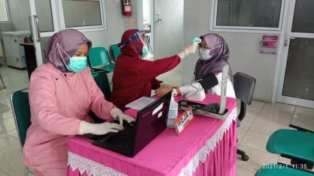 Tenaga Kesehatan di Puskesmas Biaro