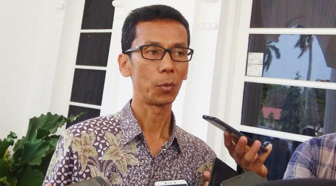 Ketua KPU Sumbar Amnasmen