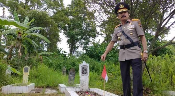 Kapolda Sumatera Barat, Irjen Pol Fakhrizal