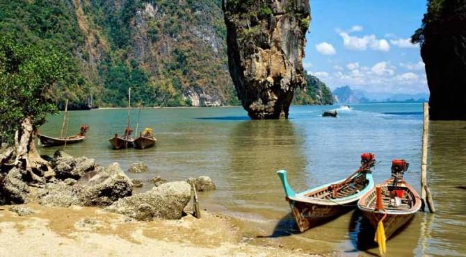 Beberapa destinasi wisata di Bai memang menjadi incaran para turis dari luar.