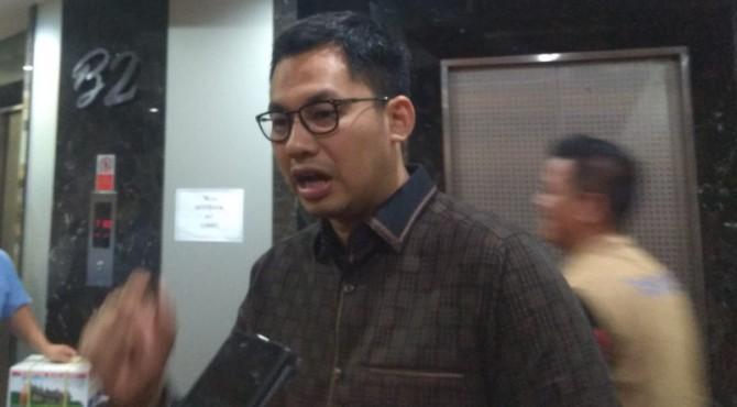 Ketua KPI Pusat Yuliandre Darwis