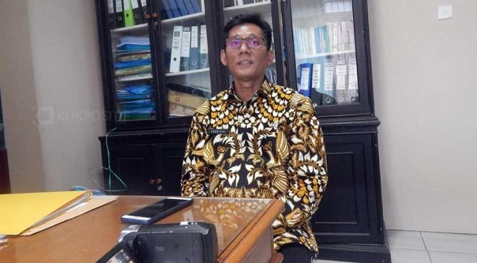 Kepala BKPSDM Payakumbuh, Yasrizal.