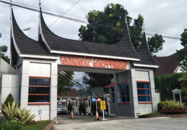 Lokasi karantina di Balai PSDM Kemendagri Baso Agam