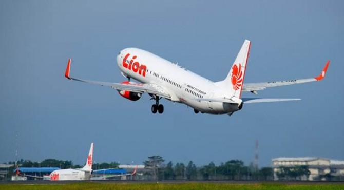 Lion Air Boeing 737-900ER, registrasi pesawat PK-LGM
