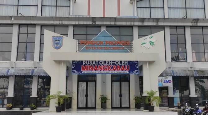 Pondok promosi Kota Payakumbuh.