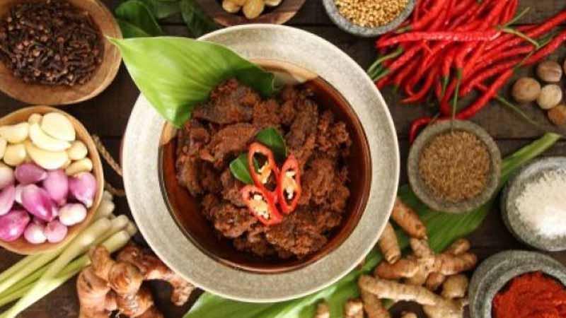 Dua Macam Rendang Makanan Khas Indonesia Yang Mendunia