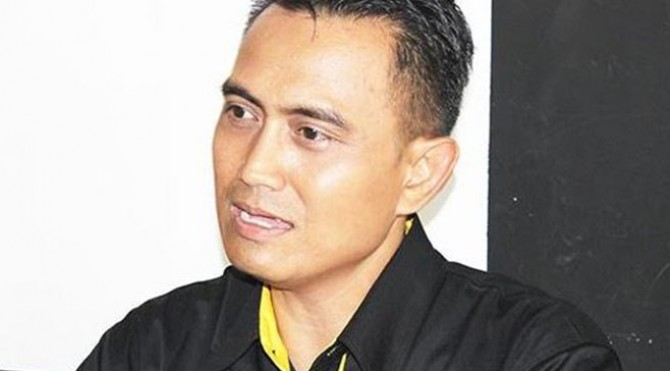 Kepala Kepolisian Resor (Polres) Pesisir Selatan, AKBP. Cepi Noval