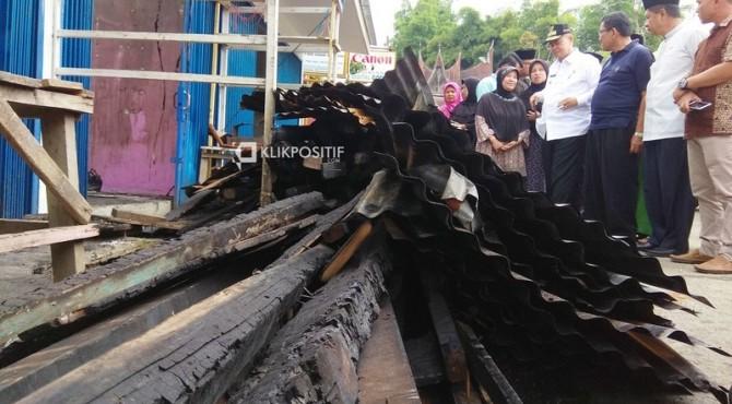 Wagub Sumbar Nasrul Abit didampingi Wabup Solok Yulfadri Nurdin