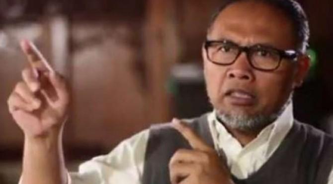 Ketua tim kuasa hukum Capres - Cawapres nomor urut 02 Prabowo Subianto - Sandiaga Uno, Bambang Widjojanto.