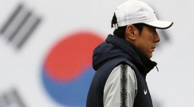 Pelatih asal Korea Selatan Shin Tae Yong