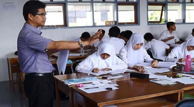 Ombudsman Temukan Kuci Jawaban UN SMP di Pariaman