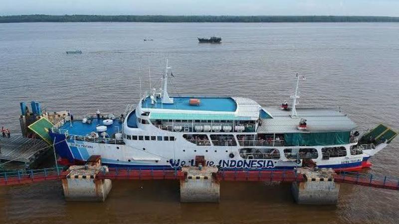 Kapal Motor Penumpang (KMP) Mutiara Persada (MP) II.