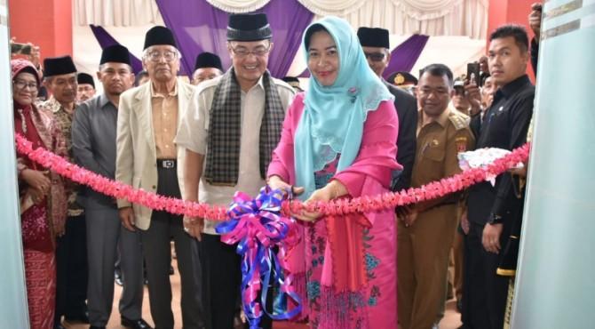 Bupati Agam meresmikan kantor baru pemerintahan