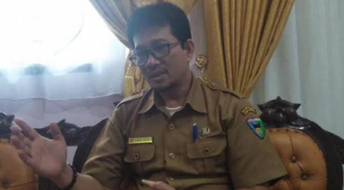 Kepala Dinas Lingkungan Hidup (DLH) Pesisir Selatan, Jumsu Trisno