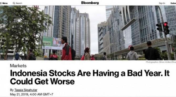 Berita Bloomberg