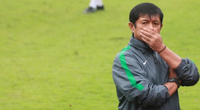 Pelatih TImnas U-19, Indra Sjafri