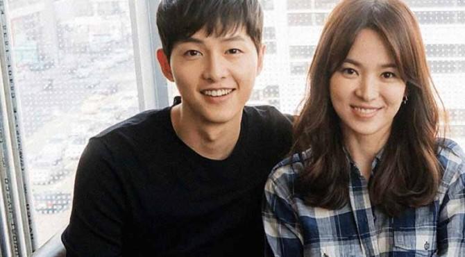 Song Joong Ki menggugat cerai Song Hye Kyo, yang dinikahinya pada 31 Oktober 2017 lalu