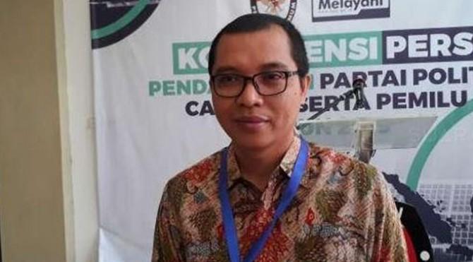 Sekretaris Fraksi PPP di DPR RI Achmad Baidowi