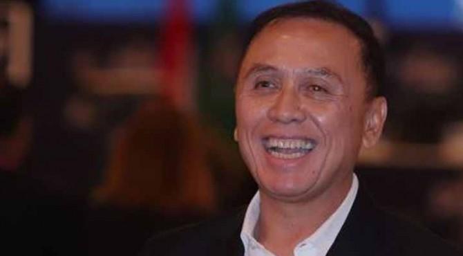 Ketua Umum PSSI Mochamad Iriawan alias Iwan Bule