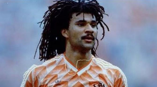 legenda sepak bola Belanda, Ruud Gullit