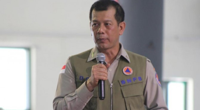 Kepala BNPB, Doni Monardo