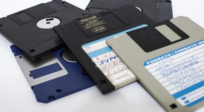 otak manusia membutuhkan memori yang besarnya setara dengan memori cakram flopi atau floppy disk