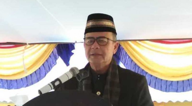 Wagub Sumbar Nasrul Abit