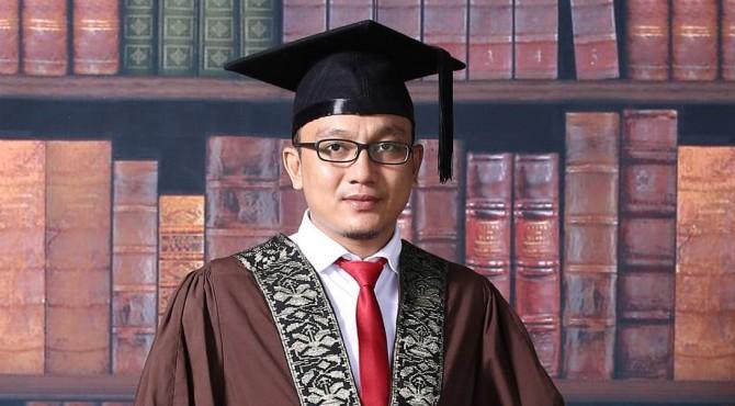 Pengamat Hukum Kesehatan Universitas Eka Sakti Firdaus Diezo