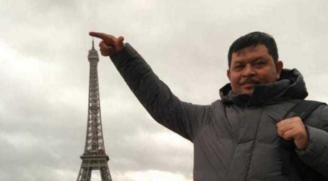 Pengamat Politik Najmuddin M Rasul