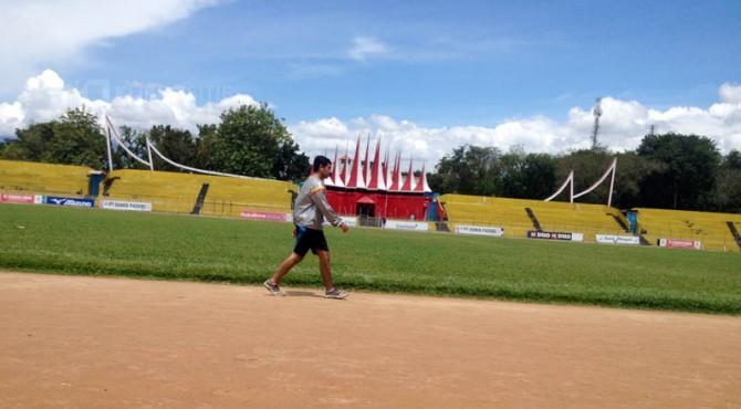Stadion Haji Agus Salim Padang