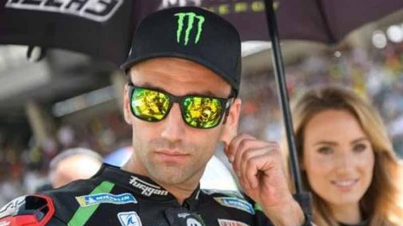 pembalap MotoGP asal Prancis, Johann Zarco