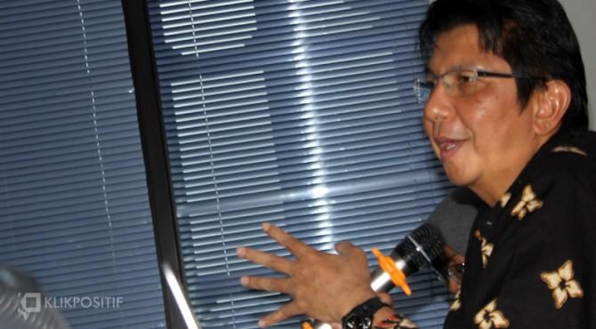 Kepala OJK Sumbar Darwisman