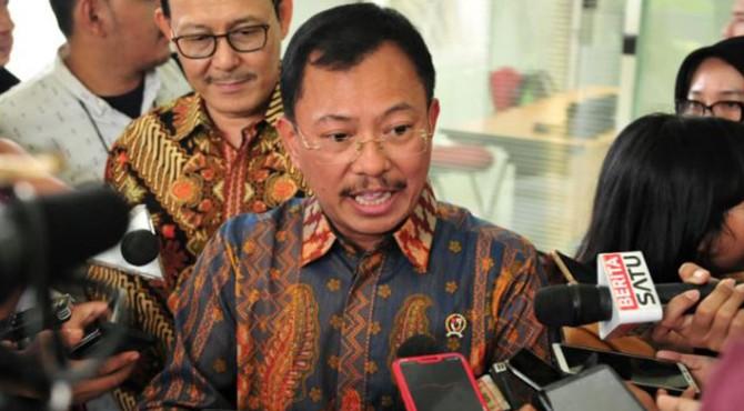 Menteri Kesehatan Terawan Agus Putranto