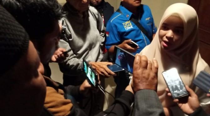 Kepala BPJS Cabang Bukittinggi Yessy Rahimi