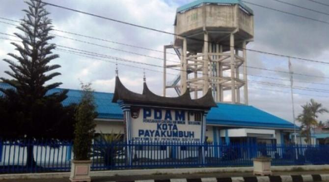 Kantor PDAM Kota Payakumbuh.