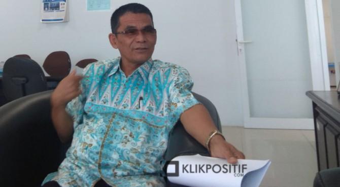Kepala Bidang Pertanahan Dinas Tata Ruang dan Permukiman Provinsi Sumatra Barat Darmansyah