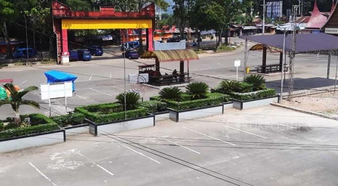Kawasan Medan Nan Bapaneh Ngalau Indah Payakumbuh.