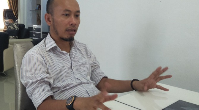 Ketua Dewan Perwakilan Rakyat Daerah (DPRD) Pesisir Selatan, Dedi Rahmanto Putra