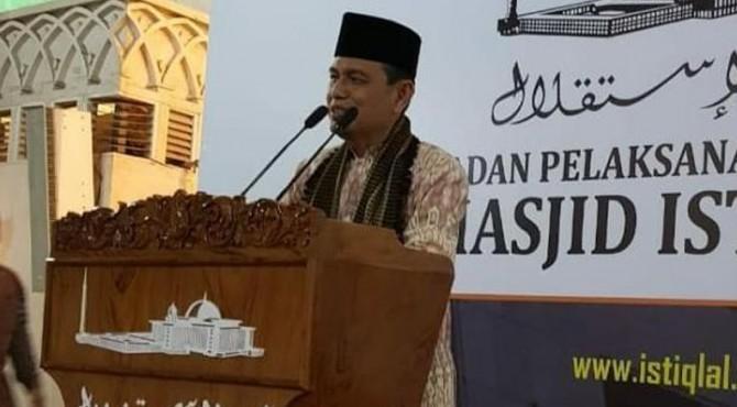 Direktur Penerangan Agama Islam Ditjen Bimas Islam Kemenag, Juraidi