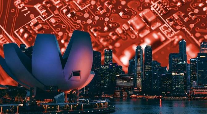 Singapura dan perkembangan teknologinya